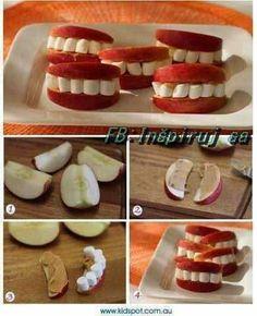 cute ideas for kids snacks