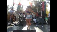 ¿Quien baila salsa con ella...Alguien por ahí? www.salsaconestilo.com @s...