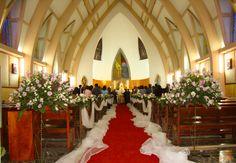Nuevos Decoracion de iglesia para matrimonio.Grandes Tips.