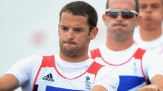 Chris Bartley (Biology 2005): Rowing Men's Four