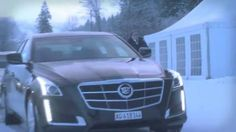 Today on how-Tuesday, learn about the 2014 Cadillac Winter Drive that took place, just a few days ago in Gstaad, Switzerland. #howTuesday #Cadillac #FieldsCadillac