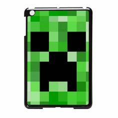 Minecraft Creeper 2 iPad Mini Case
