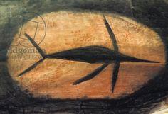 chumash dolphin pictograph