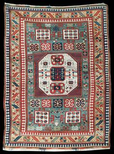 A Karachopt Kazak rug, Borchali Region