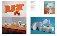 3D Typography Book