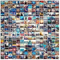 The wall of #maersk. As requested by @Marg Kikkert Wessels and others. by Maersk Line, via Flickr