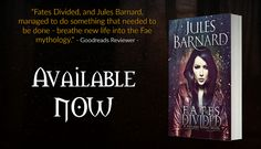 Twin Sisters Rockin' Book Reviews: New Release: Fates Divided by Jules Barnard