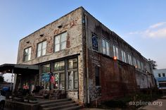 Ground Zero Blues Club, Clarksdale Mississippi