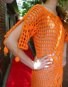 Alice McCall crochet dress