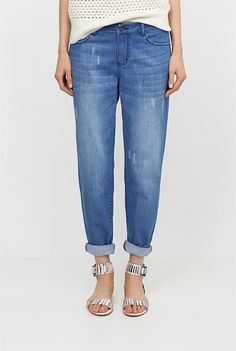 Country Road Vintage Boyfriend Jean