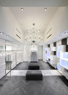 Philipp Plein Store,Courtesy of  aquilialberg