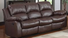 Brand new valencia bonded leather recliner sofa 3 2 suite