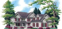 Mascord Plan 2239PG -The Inwood