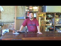 Bancada de Madeira Simples - YouTube