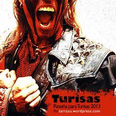 Reseña para TURISAS- Turisas2013