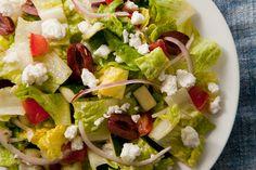 Greek Salad: My Favorite