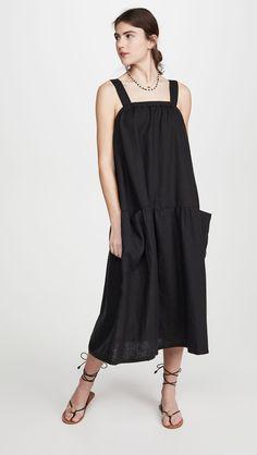 Kondi A-Line Pocket Dress Cold Shoulder Dress, Shoulder Straps, Neckline, Indian, Model, Fashion Design, Clothes, Weave, Shell