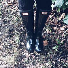 #hunter boots