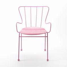 Retro Pastel Chairs