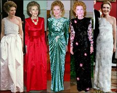 Nancy Reagan, First Lady Portraits, Presidents Wives, The Wedding Singer, Bridesmaid Dresses, Wedding Dresses, Formal Dresses, Luxury, Famous People