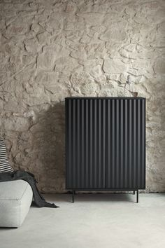 The Sierra collection is inspired by the mountainous depths, which perception of the volumes is influenced by the light fluctuations. We love the singularity of the serrated texture, a distinctive feature of the collection. Decoration, Wall Decor, Home Appliances, Cabinet, Villa, Mediterranean Design, Perception, Gates, Inspiration
