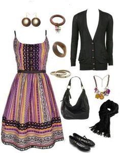 vestidos hippies - Buscar con Google