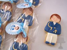 Galletas decoradas de niño comunión Cookie First Communion