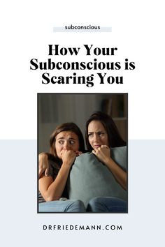 Learn how our subconscious mind scares us. Anxiety Relief, Stress Relief, Mind Power Quotes, Subconscious Mind Power, Fear Of Being Alone, Magnetic Resonance Imaging, Self Empowerment, Powerful Quotes, Inner Child