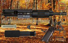 """7.5"""" 300 Blackout AR15 Quick Build Pistol Kit"""