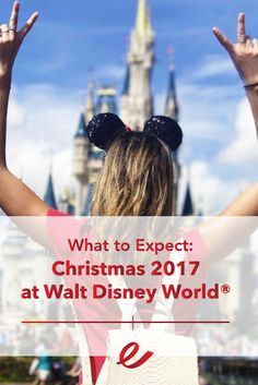 Staying at Encore Resort this holiday season? Explore what you can expect at Walt Disney World for Christmas!�