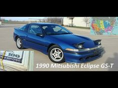 1990 Mitsubishi Eclipse GS-T Purchased Stock // Part 1https://www.youtube.com/watch?v=OT48sQWIu_w