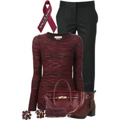 Sickle Cell Awareness, created by terry-tlc on Polyvore