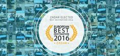 Great news for the Dalmatian resort of Zadar! Just months after Zagreb was voted the best Christmas market in Europe by European Best Destinations, th. Christmas Markets Europe, Pet Friendly Accommodation, Thousand Islands, Adriatic Sea, European Destination, Central Europe, My Town, Dalmatian, Amazing Destinations