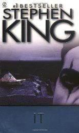 It: Stephen King #book #reading