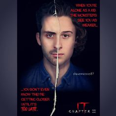 Stanley Uris. Andy Bean is perfect for an older Wyatt Oleff. Who else thinks so? If you repost, please credit my page. **Also tag Wyatt…