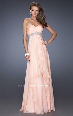 La Femme 19744 Dress - MissesDressy.com