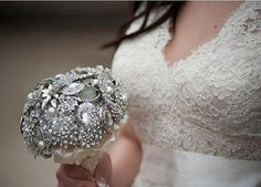 Custom Order Brooch Bouquets by nicolasacicero on Etsy, $110.00