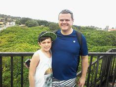Eu e meu pai