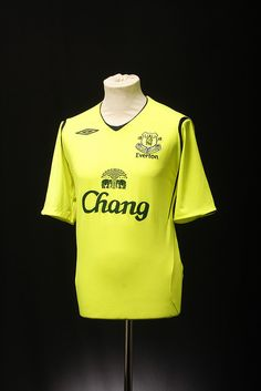 Everton Football Shirt (Away,)