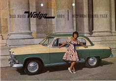   Wolga 1961