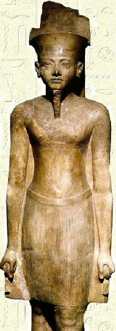 Amenhotep III -  Musée de Louxor                                                                                                                                                                                 Plus