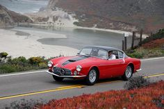 1956 Maserati A6G/54 Series III Frua coupé, the only surviving
