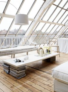 modern chic | dream loft