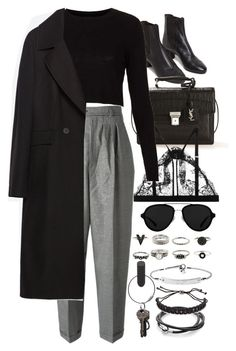 """Untitled #8411"" by nikka-phillips ❤ liked on Polyvore featuring Isabel Marant, Yves Saint Laurent, Mimi Holliday by Damaris, Topshop, Zara, 3.1 Phillip Lim, PA Design, Marc by Marc Jacobs, MICHAEL Michael Kors and women's clothing"