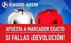 el forero jrvm y todos los bonos de deportes: sportium promocion marcador exacto Real Madrid vs ...