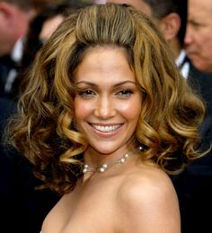 Jennifer Lopez - Hair mares - Bad hair, disasters, celebrity, beauty, fashion, style, bad hair days, red carpet, history, transformation, makeover, Marie Claire
