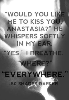 Kisses xo Fifty shades of grey / movie / sexy / Christian Grey / Jamie Dornan / Mr.Grey / Dakota Johnson / Anastasia Steele / 50 Shades / Greysessed / love