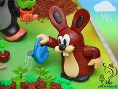 krtko a jeho priatelia torta, Rozprávkové torty 4