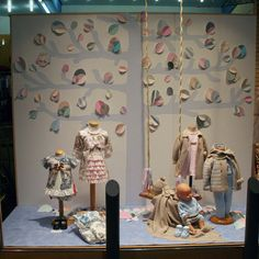 6167d7f7a 195 Top Children s Wear Window Display images in 2019