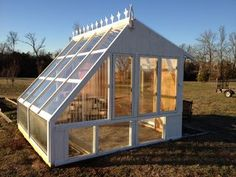 The backyard green house has been a great addition to our way of gardening, it is a great place for us to store our potted plants from around the pool in the winter...